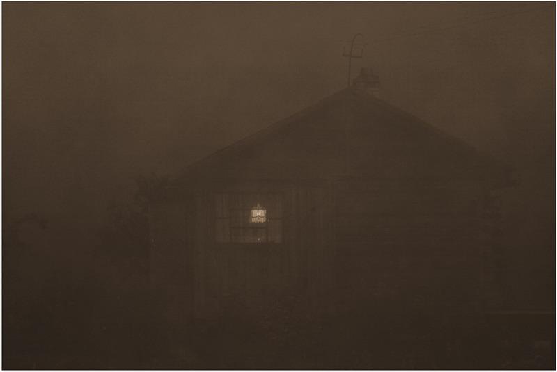 """фото """"в тумане"""" метки: жанр,"""