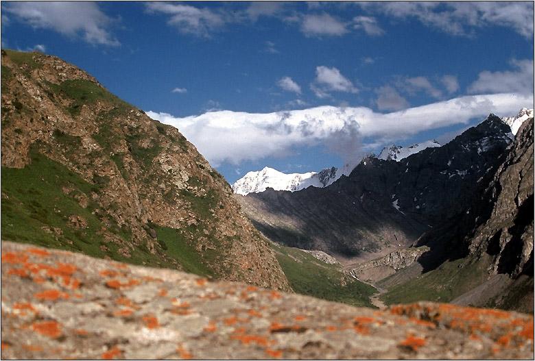 """фото """"Karakol"""" метки: пейзаж, путешествия, Азия, горы"""