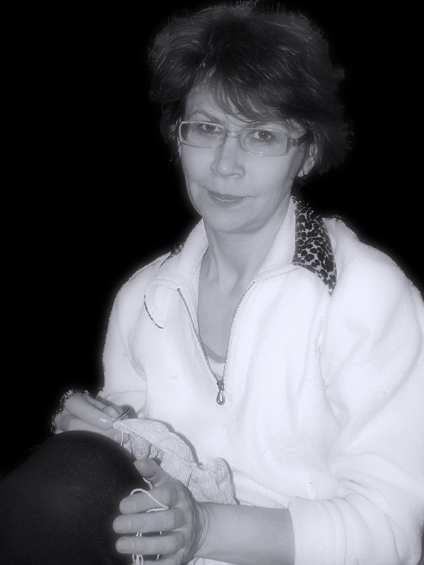 "фото ""Вязание"" метки: портрет, женщина"