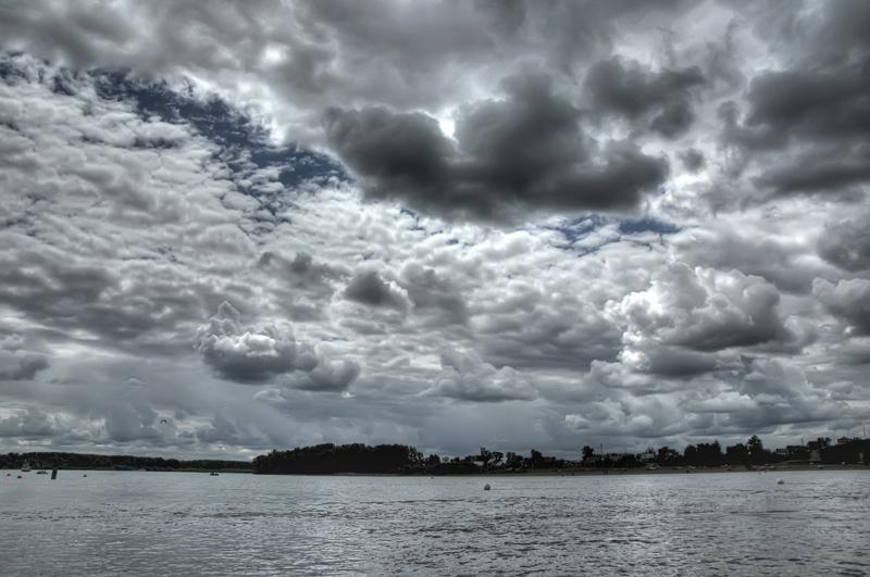"""фото """"А потом пошел дождь..."""" метки: пейзаж, облака"""