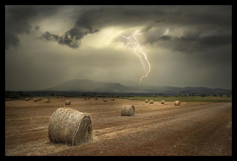 """photo """"Electric storm"""" tags: landscape,"""