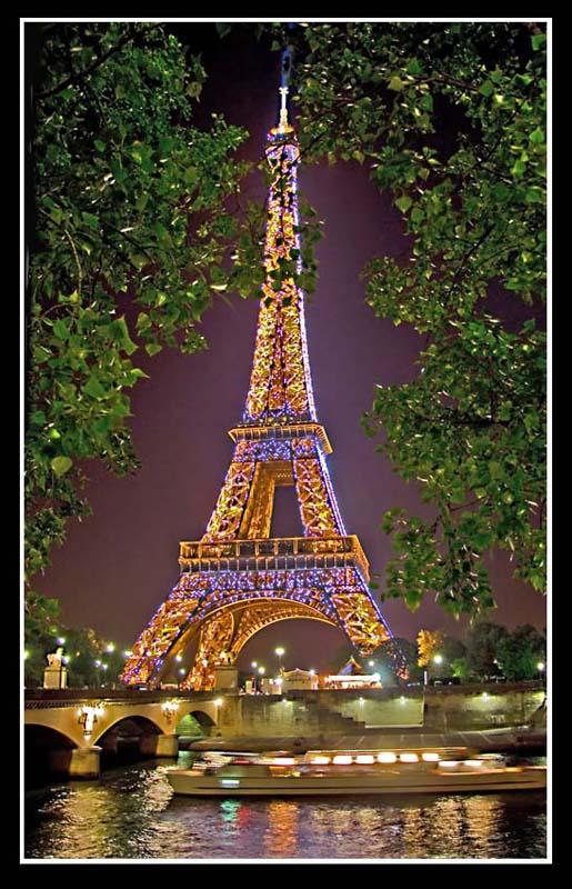 """фото """"Неожиданный взгляд  на символ Парижа"""" метки: архитектура, пейзаж,"""
