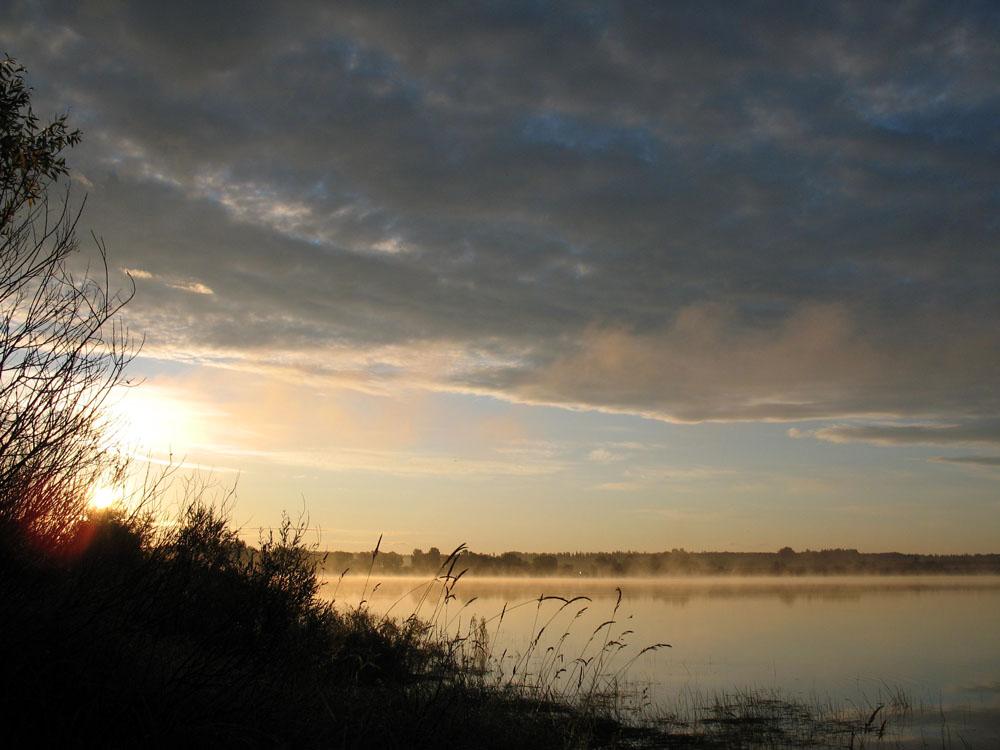"""фото """"Утренний туман"""" метки: пейзаж,"""
