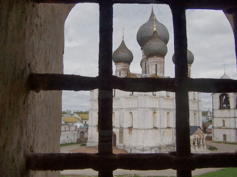 """фото """"Вид из  Кремлёвского Окна"""" метки: архитектура, город, пейзаж,"""