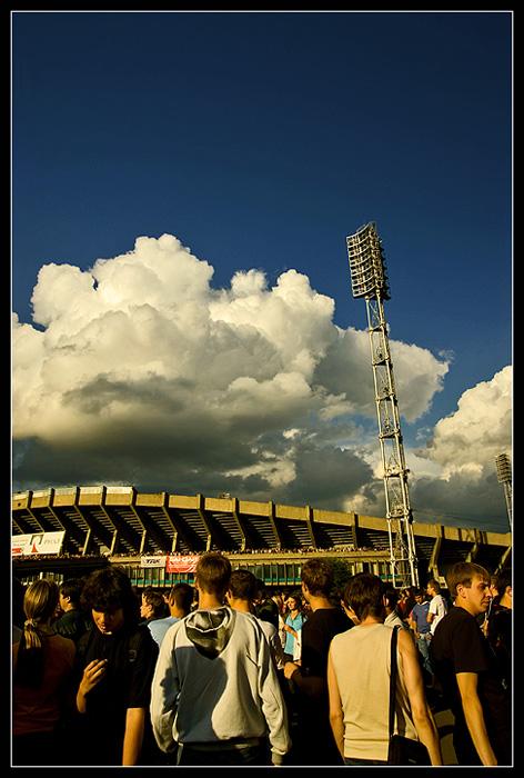 """фото """"Небо!"""" метки: пейзаж, разное, облака"""