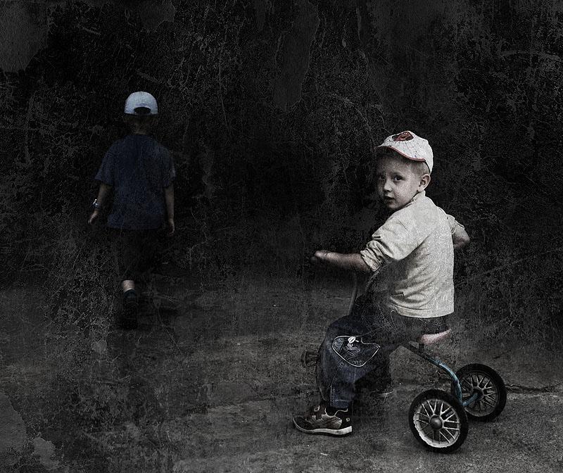 """фото """"Куда уходит детство?"""" метки: жанр, портрет, дети"""