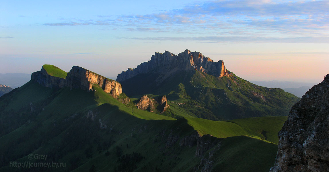 """фото """"Гора Бога"""" метки: пейзаж, природа, горы"""