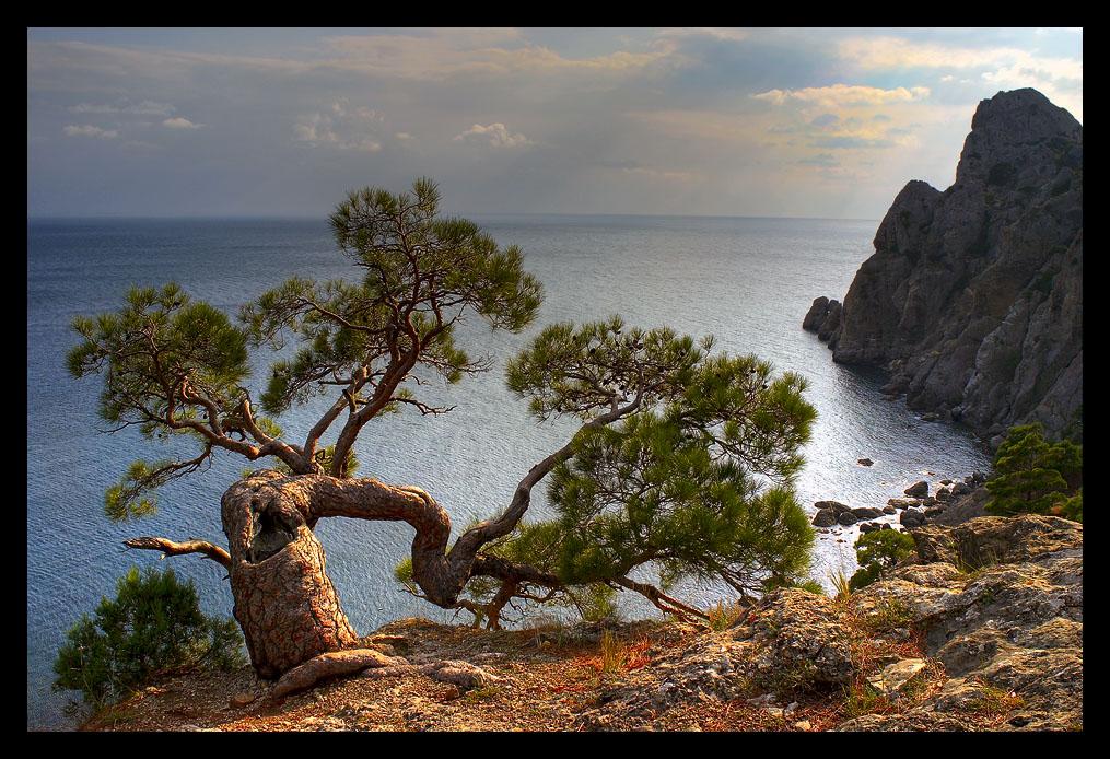 "фото ""когда солнце клонилось к закату..."" метки: пейзаж, путешествия, Европа, закат"