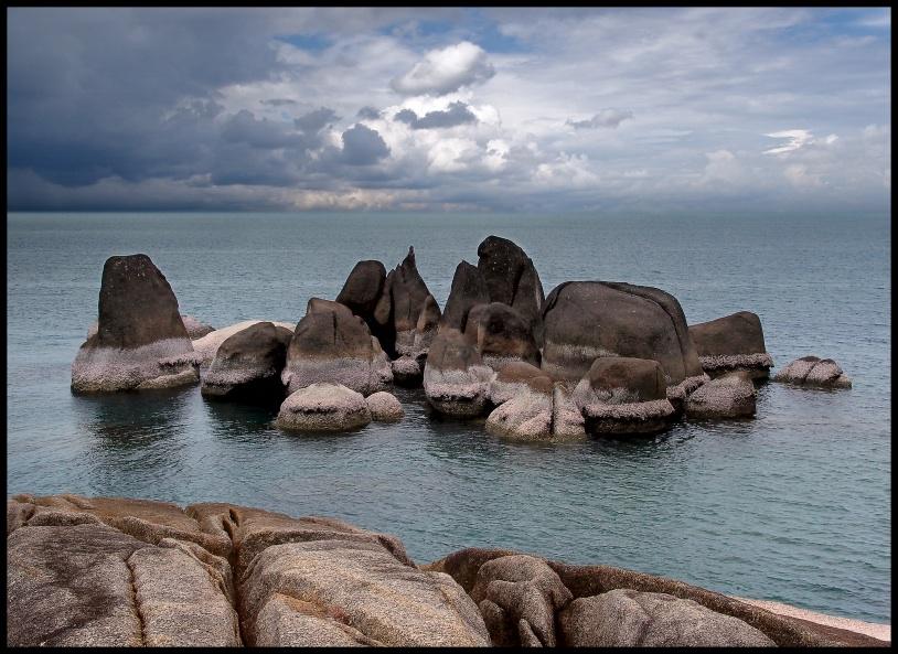"""фото """"Море и облака"""" метки: пейзаж, путешествия, Азия, вода"""