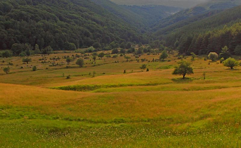 """фото """"Витоша"""" метки: пейзаж, горы"""