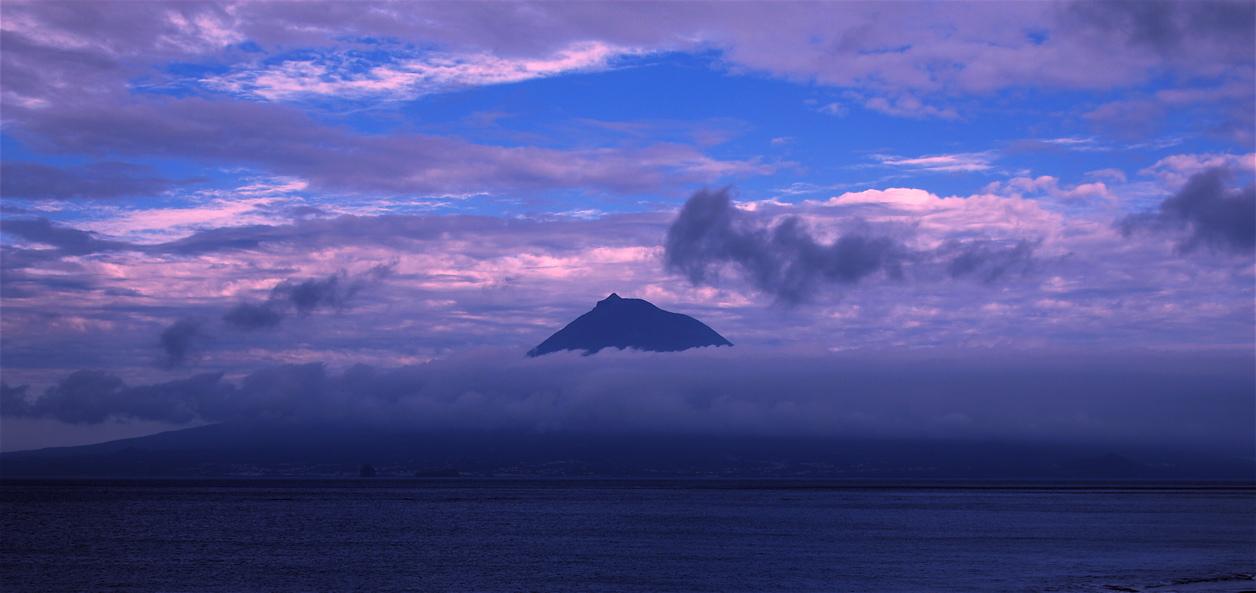 """фото """"purple haze"""" метки: пейзаж, облака"""