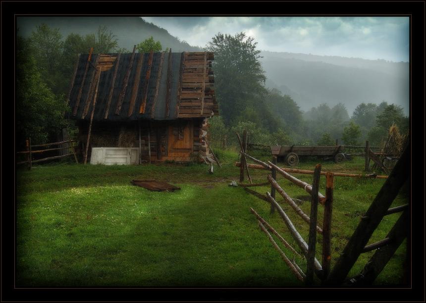 "фото ""After rain"" метки: пейзаж, природа,"