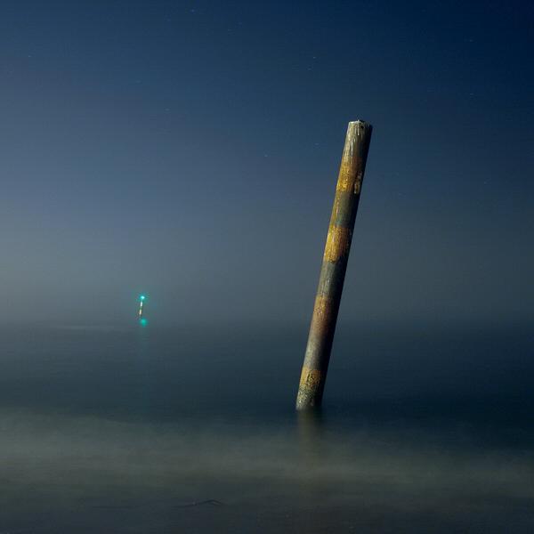 """фото """"Comunication"""" метки: пейзаж, вода, ночь"""