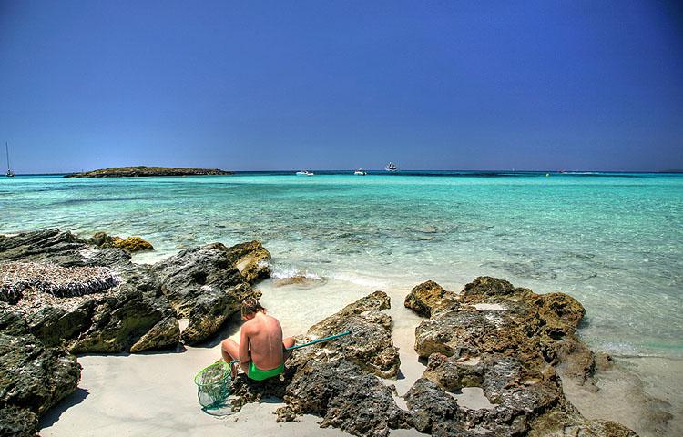 "фото ""Девочка и море"" метки: пейзаж, путешествия, Европа, вода"