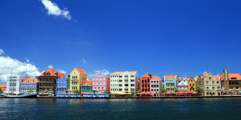 """фото """"Curacao/Caribe"""" метки: архитектура, панорама, пейзаж,"""