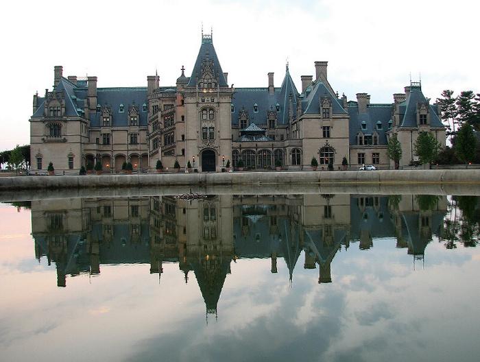 """фото """"Biltmore Estate"""" метки: архитектура, путешествия, пейзаж, Северная Америка"""