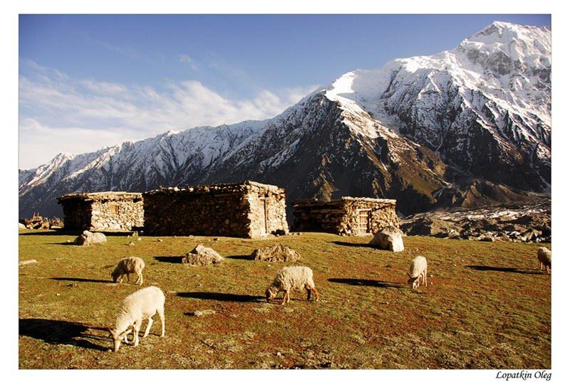 """фото """"Yashpirit place"""" метки: пейзаж, путешествия, Азия, горы"""