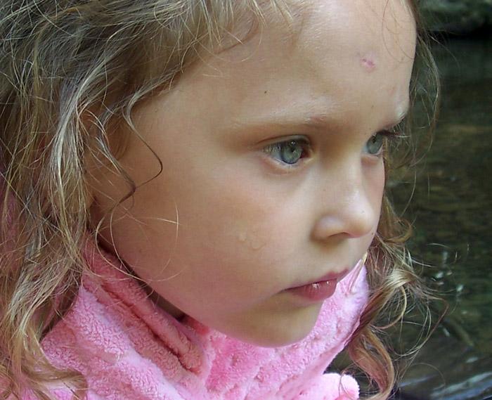 """фото """"Грустинка"""" метки: портрет, дети"""