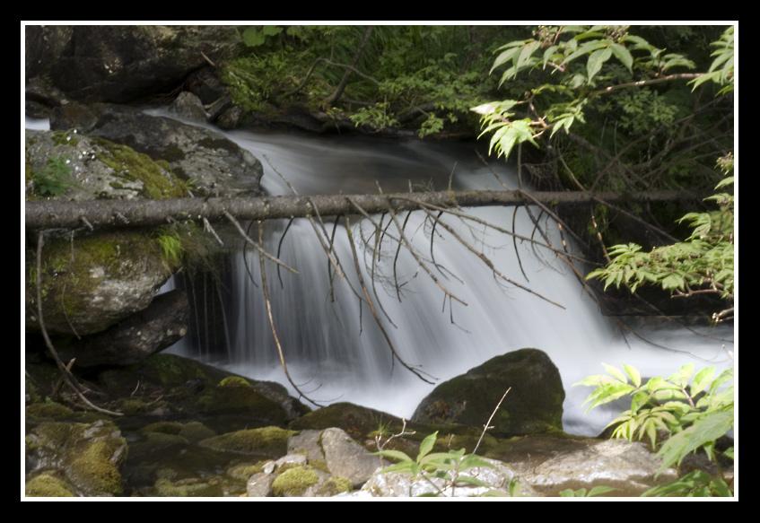 """фото """"Waterfall"""" метки: пейзаж, вода"""