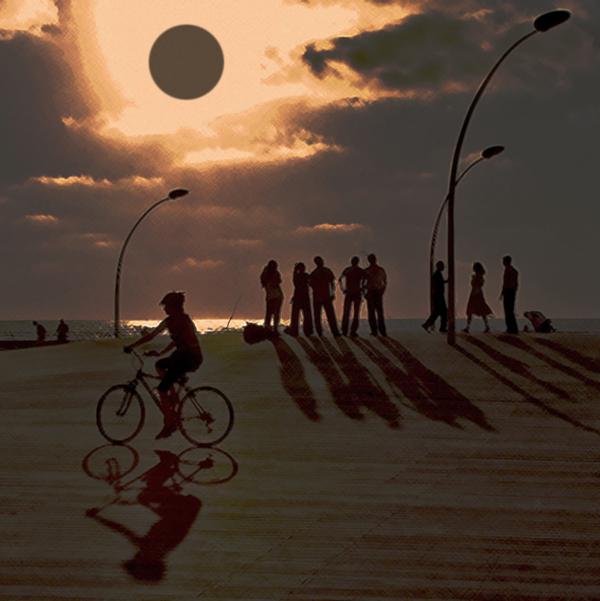 """фото """"Затмение солнца"""" метки: город,"""