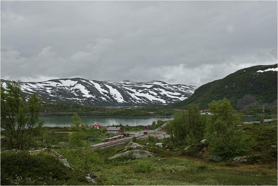 """фото """"Norwegian landscape"""" метки: путешествия, Европа"""