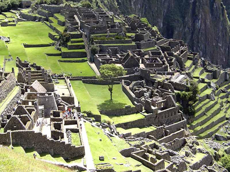 """фото """"Machu Picchu"""" метки: архитектура, пейзаж,"""