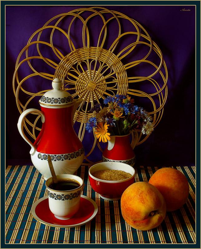 """фото """"Летний завтрак :)"""" метки: натюрморт,"""