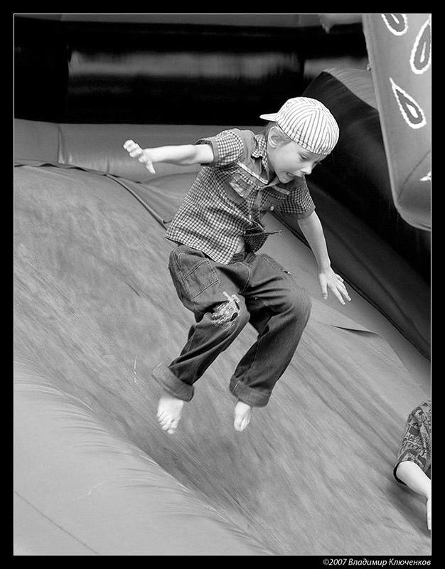 """фото """"Полёт"""" метки: портрет, дети"""