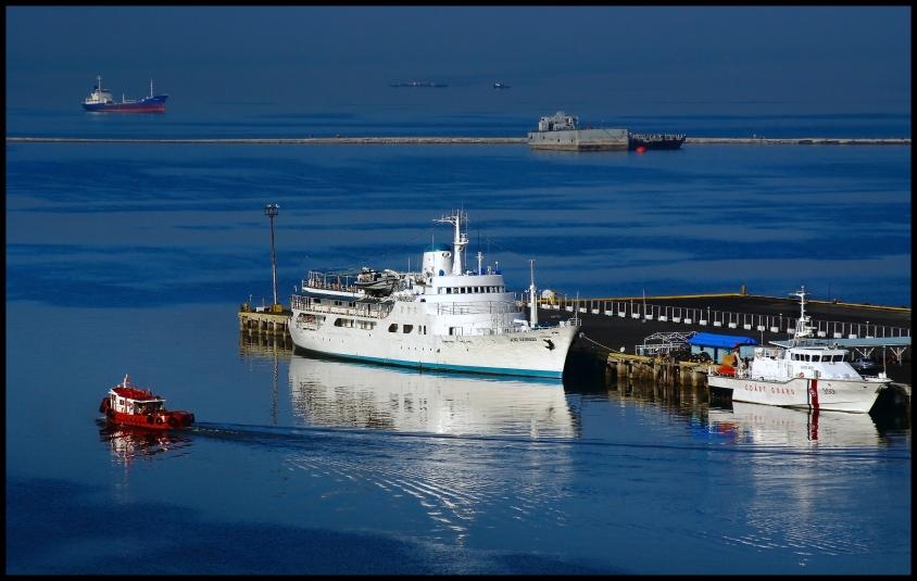 "фото ""Кораблики"" метки: пейзаж, путешествия, Азия, вода"