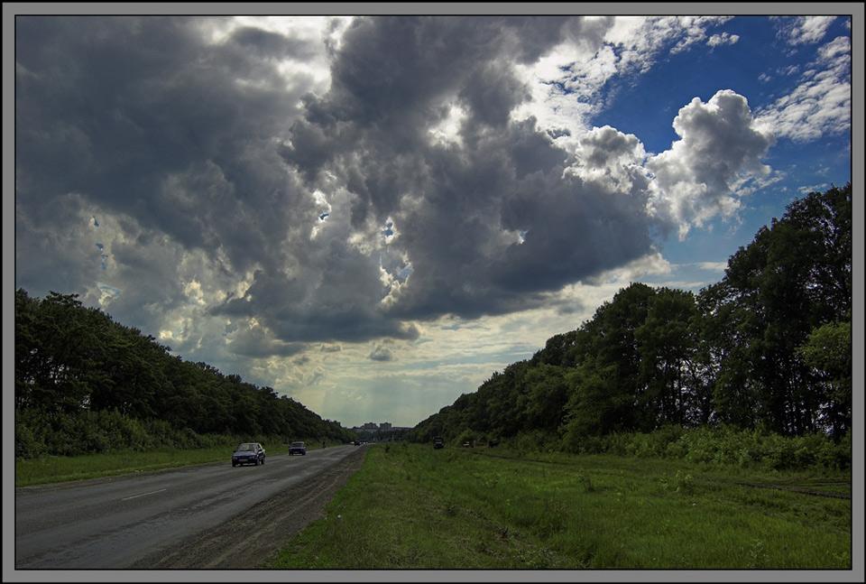 "фото ""приближение"" метки: пейзаж, облака"