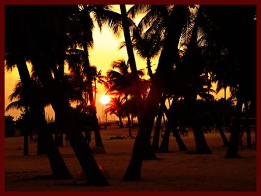 "фото ""last burning"" метки: пейзаж, закат"