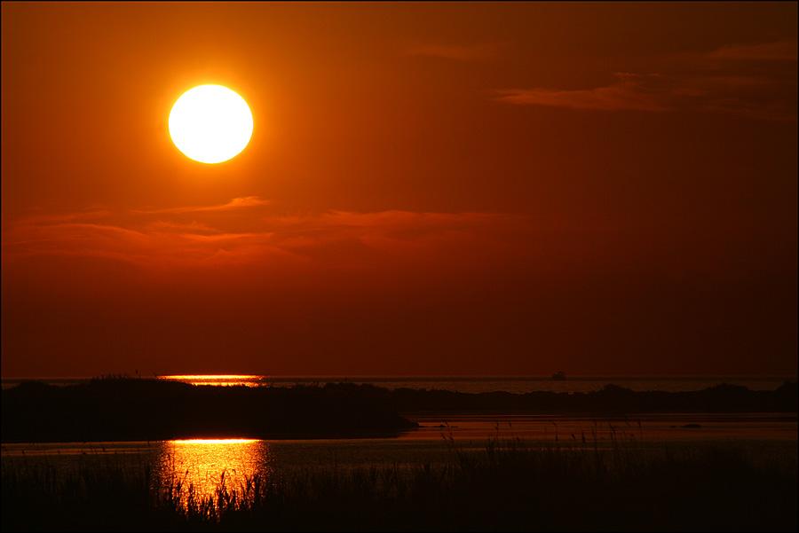"фото ""Drawig ship"" метки: пейзаж, закат"
