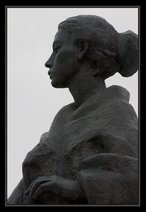 "фото ""Klara Zetkin"" метки: портрет,"