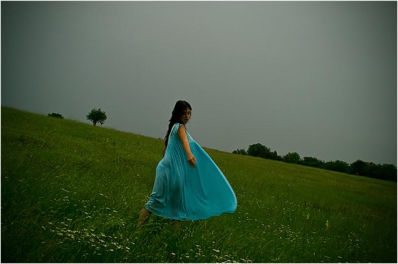 "фото ""In the rain"" метки: природа,"