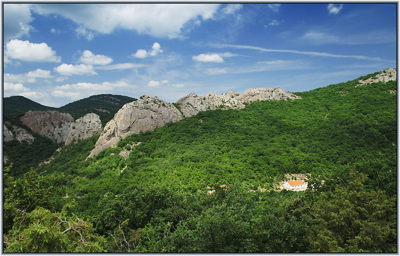"""фото """"Среди гор"""" метки: пейзаж, горы"""