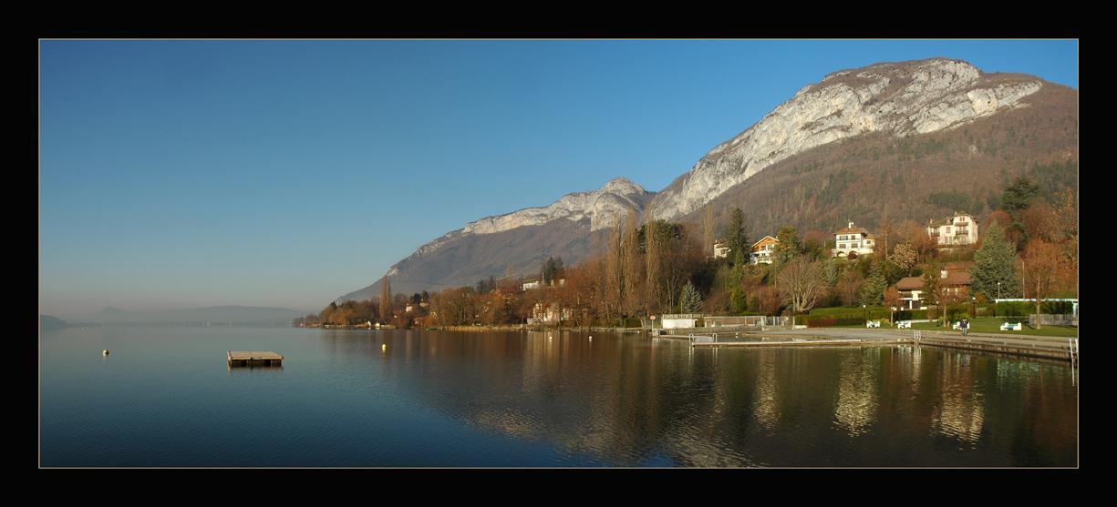 """фото """"Lake in Autumn"""" метки: панорама, пейзаж, горы"""