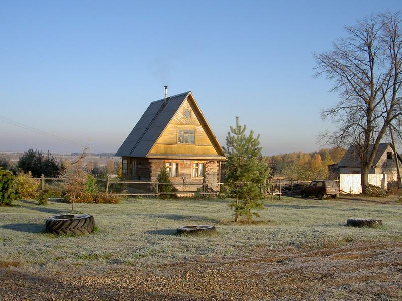 """фото """"the countryside"""" метки: пейзаж, осень"""