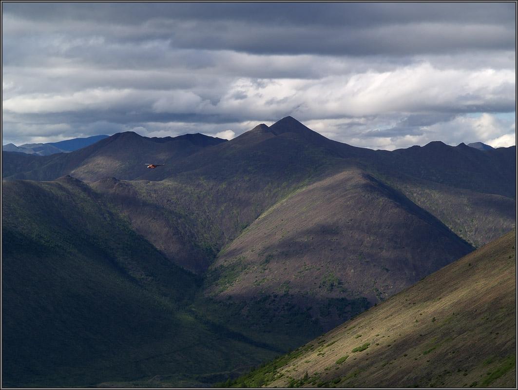 гора купол чукотка фото