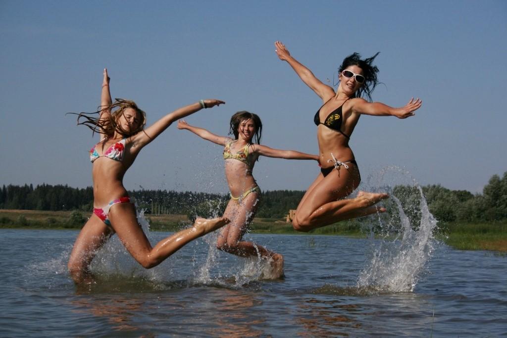 Конкурсы для молодежи на воде