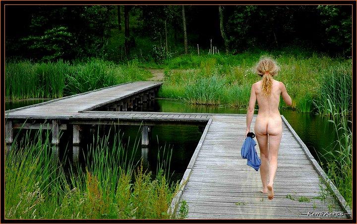 """фото """"freedom in nature"""" метки: портрет, ню, женщина"""