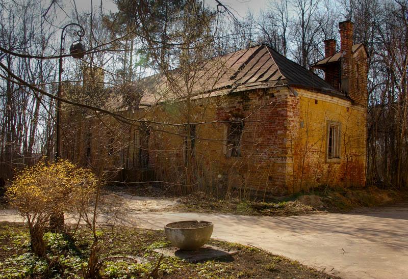 """фото """"Разваливающийся дом."""" метки: архитектура, пейзаж,"""