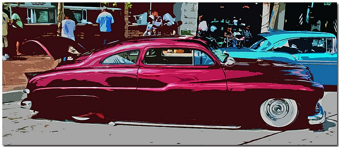 "photo ""Purp Merc"" tags: technics, montage,"