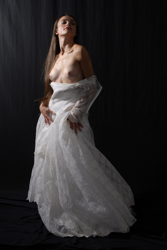"photo ""Bride"" tags: glamour, nude,"