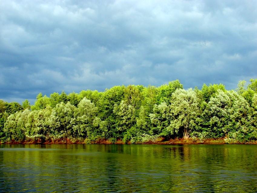 """фото """"Приближение грозы"""" метки: пейзаж, облака"""