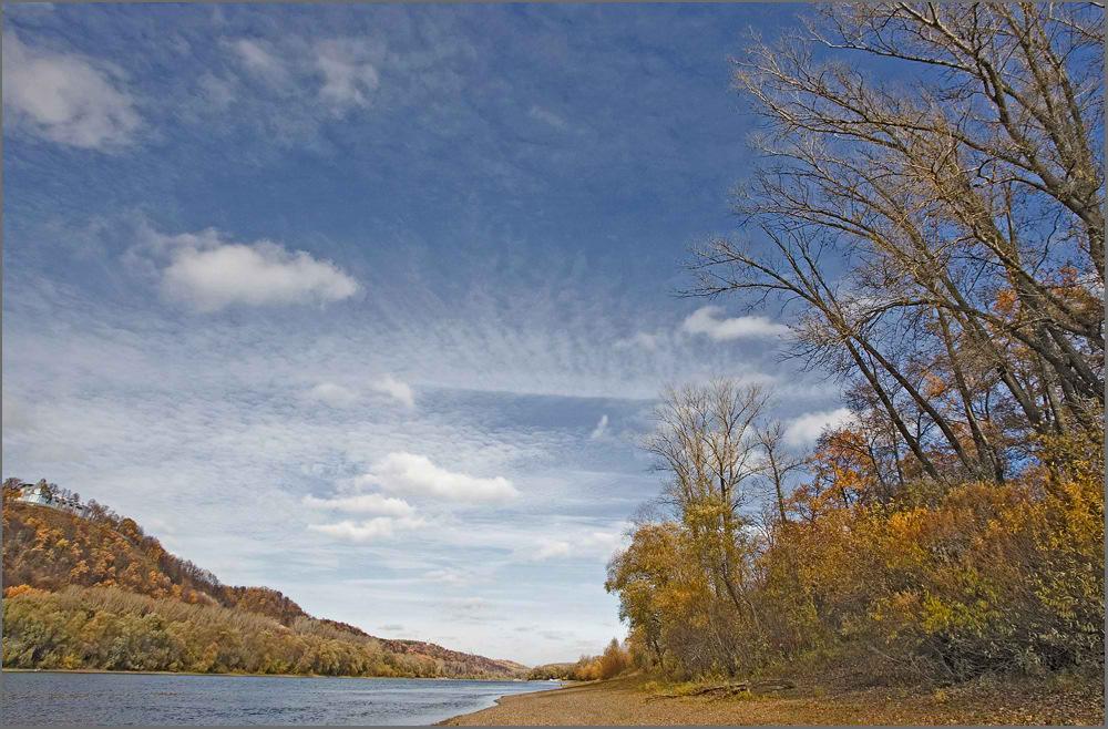 """фото """"Уфимка..."""" метки: пейзаж, вода"""