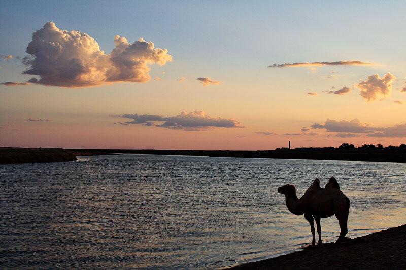 "фото ""вечер на реке"" метки: пейзаж, закат"