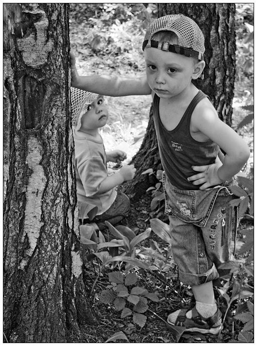 """фото """"Мальчик и девочка"""" метки: ,"""