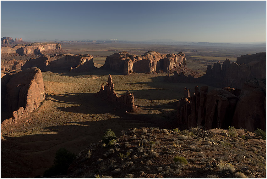 "photo ""Monument Valley."" tags: landscape, travel, North America, mountains"