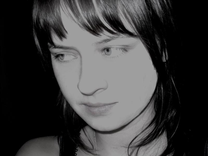 """фото """"Автопортрет"""" метки: портрет, черно-белые, женщина"""