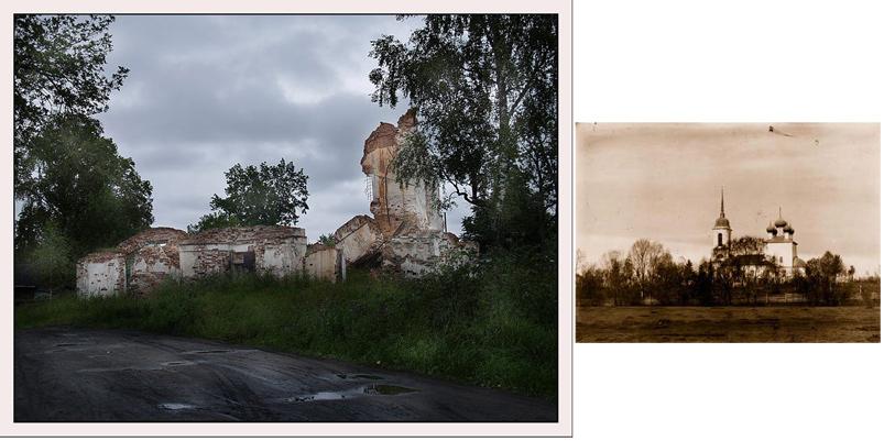 """фото """"Спас на горе спустя  100 лет"""" метки: город,"""